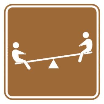 游戏场标志图片
